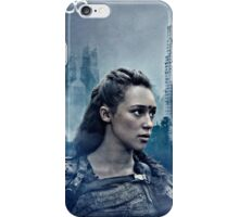 commander lexa iPhone Case/Skin
