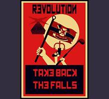 Revolution! Take Back the Falls Unisex T-Shirt