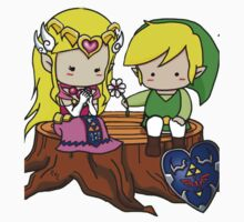 Legend of Zelda Love Kids Tee