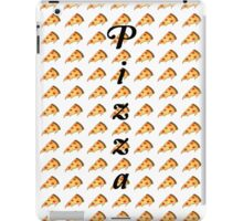 Getting ready for movie time iPad Case/Skin