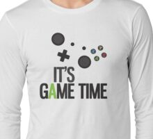It's Game Time - PINK Long Sleeve T-Shirt
