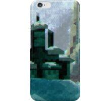 Snowy Castle iPhone Case/Skin
