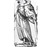 Droll Dreams of Pantagruel iPhone Case/Skin