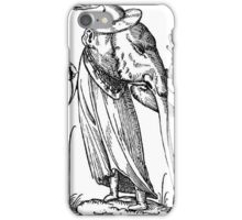 Droll Dreams of Pantagruel iPhone Case/Skin