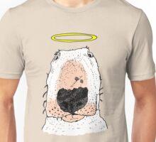 Halo Bullterrier Unisex T-Shirt