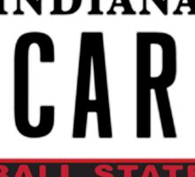 Ball State Sticker