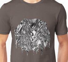 Silver Molten Metal Unisex T-Shirt