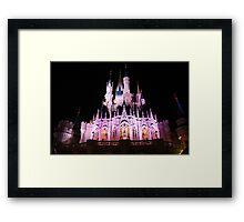 Magic Kingdom Framed Print