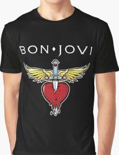 bon jovi logo vector Graphic T-Shirt