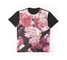Cherry Blossom Graphic Graphic T-Shirt