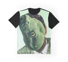 Snake Head Graphic T-Shirt