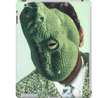 Snake Head iPad Case/Skin