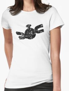 Galaxy Magnemite Womens Fitted T-Shirt