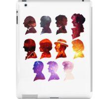 Galaxy Doctor Who iPad Case/Skin