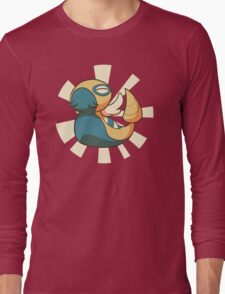 Mighty Dunsparce! Long Sleeve T-Shirt