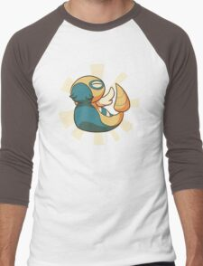 Mighty Dunsparce! Men's Baseball ¾ T-Shirt
