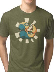 Mighty Dunsparce! Tri-blend T-Shirt