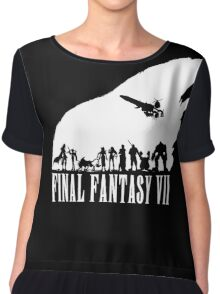 Final Fantasy VII - The meteor Chiffon Top