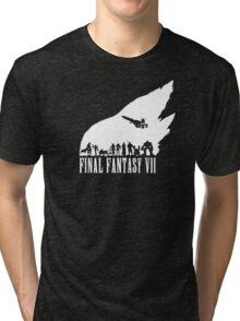 Final Fantasy VII - The meteor Tri-blend T-Shirt