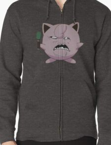 Jigglypuff Meme, Pokemon Meme T-Shirt