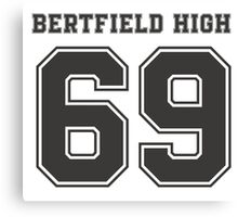 AROC Bertfield High Jersey (69) Canvas Print