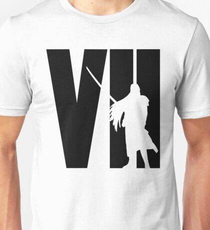 FF7 - Sephiroth - Black Unisex T-Shirt