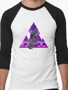 Girl Hyena  Men's Baseball ¾ T-Shirt