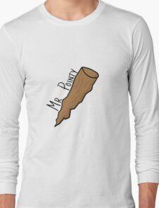 Mr Pointy - Buffy Long Sleeve T-Shirt