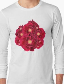 Floral Ink Long Sleeve T-Shirt