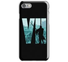 FF7 - Sephiroth - Color iPhone Case/Skin