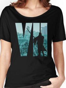 FF7 - Sephiroth - Color Women's Relaxed Fit T-Shirt