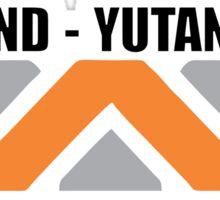 Weyland Yutani Coporation - Building Better Worlds Sticker