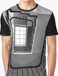 Staircase Graphic T-Shirt