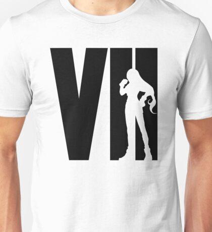 FF7 - Tifa - Black Unisex T-Shirt
