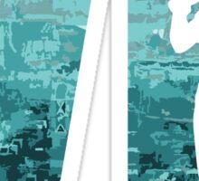 FF7 - Tifa - Color Sticker