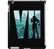 FF7 - Tifa - Color iPad Case/Skin
