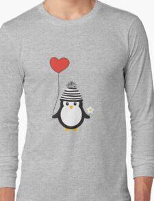 Romeo the Penguin Long Sleeve T-Shirt