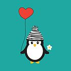 Romeo the Penguin by Natalie Kinnear