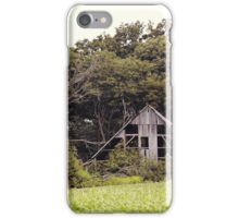 County Roads iPhone Case/Skin