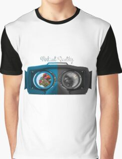 Virtual Reality Goggles  Graphic T-Shirt