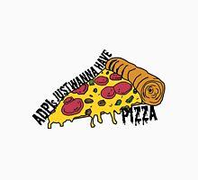 Alpha Delta Pi wants Pizza Unisex T-Shirt