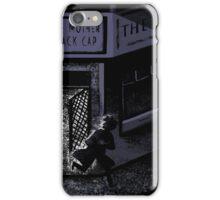 Mother Black Cap iPhone Case/Skin