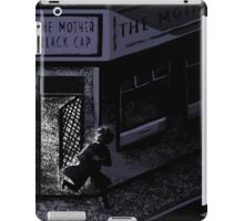 Mother Black Cap iPad Case/Skin