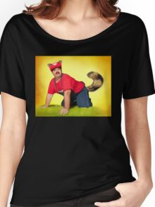 SexyMario - Tanooki Special! Women's Relaxed Fit T-Shirt