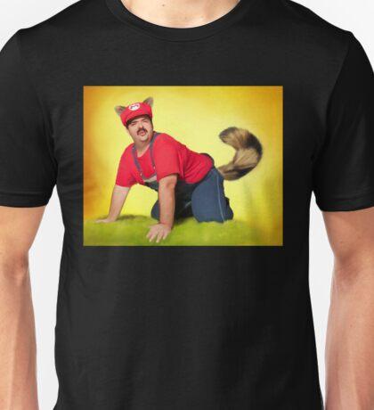 Tanooki Love! -- Sexy Super Mario Unisex T-Shirt