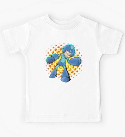 Mega Man In A Mega Jam Kids Tee