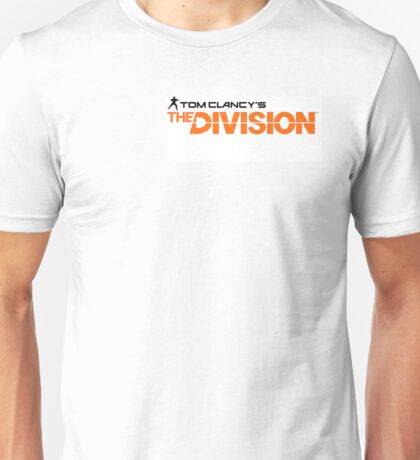 TOM CLANCY THE DIVISION MERCH Unisex T-Shirt