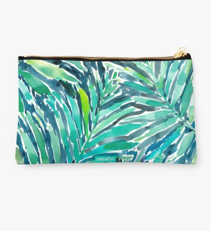 TROPICAL CANOPY Studio Pouch