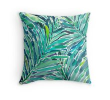 TROPICAL CANOPY Throw Pillow
