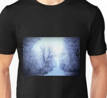 Canadian Snow in the Spring. Unisex T-Shirt